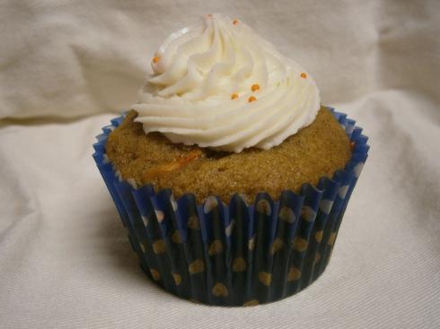 spicedcarrotcupcake