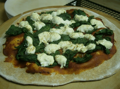 spinachricottapizza