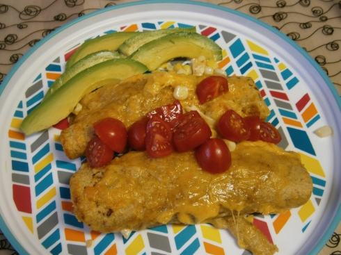 chickenenchilada